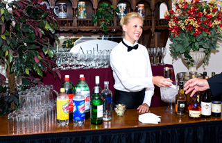 Bar Service from Anthony's Gourmet Catering in Jacksonville