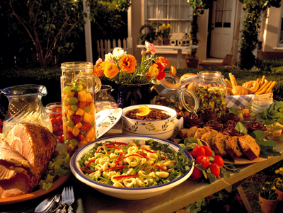 Picnics and Party Catering from Anthony's Gourmet Catering in Jacksonville