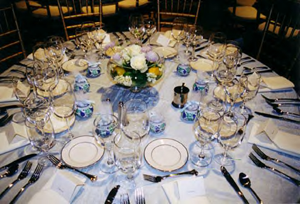 Catering Equipment rentals from Anthony's Gourment Catering in Jacksonville