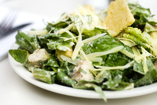 Caesar Salad for SpanishThemed Party Catering
