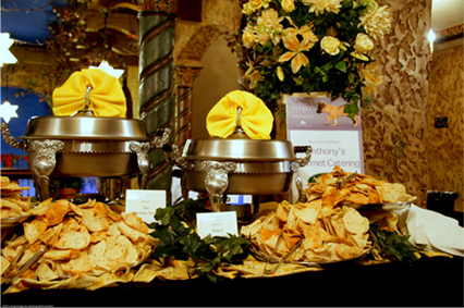 Station ideas anthonys gourmet catering anthonys gourmet catering